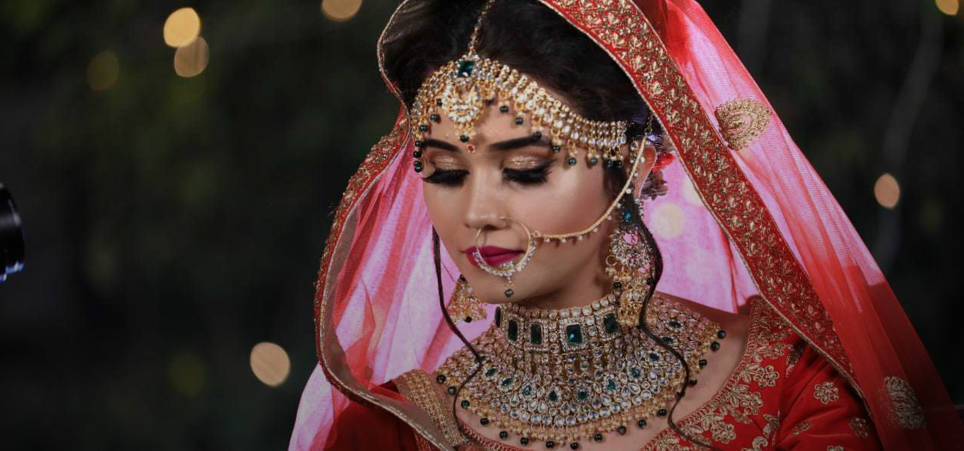 best parlour for bridal makeup in vadodara