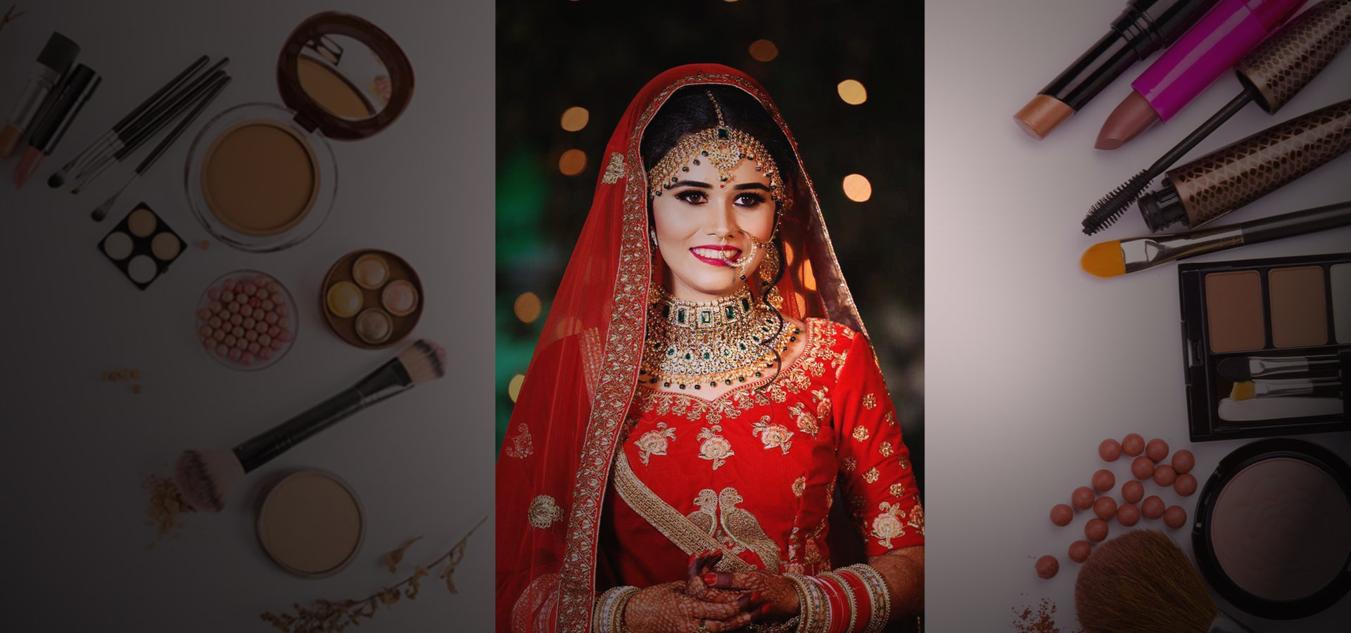 best bridal makeup artist in vadodara